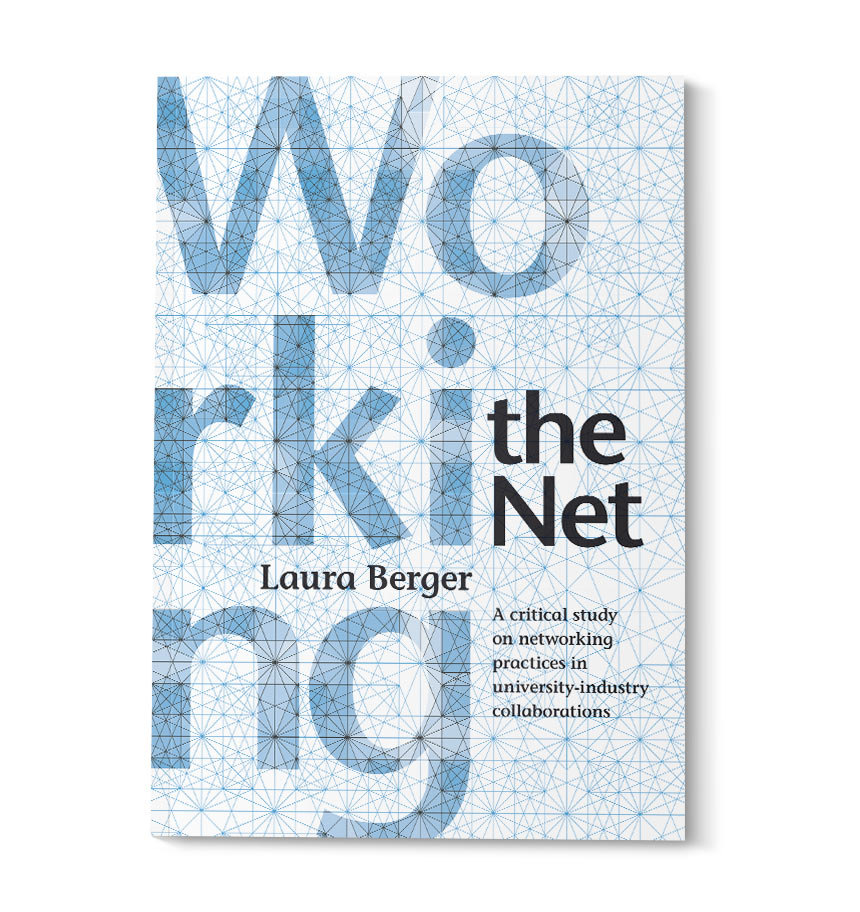 Thesis design for Laura Berger - isontwerp.nl